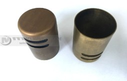 Brass Deep Drawn Components