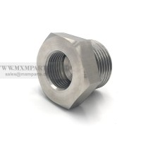 Turned Parts – Hex Screw
