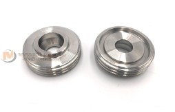 Turned Stainless Steel Adapter