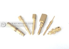 Small Brass Turned Parts