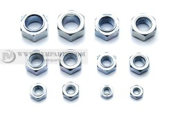 Forging Welding Nuts