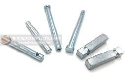 Galvanized Steel Turning Parts