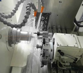 High Precision CNC Turning & Milling