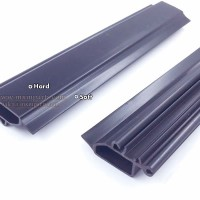 PVC Soft & Hard co-extrusion profile