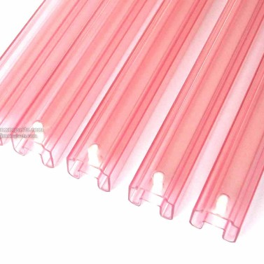 Transparent Extrude Pipes