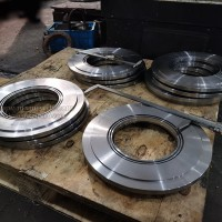 Large Size Steel Machined Parts