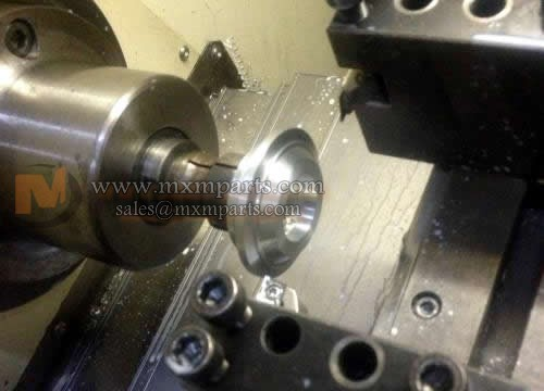 Aluminum Machine parts CNC turning