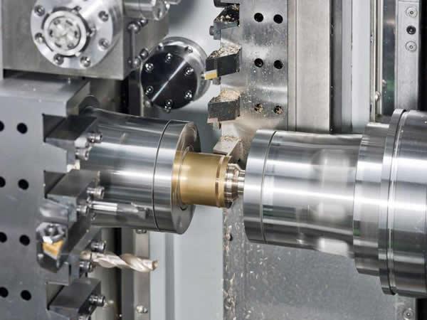 CNC Turning & Milling Machine