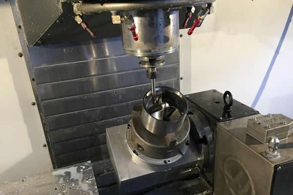 CNC machining Processing