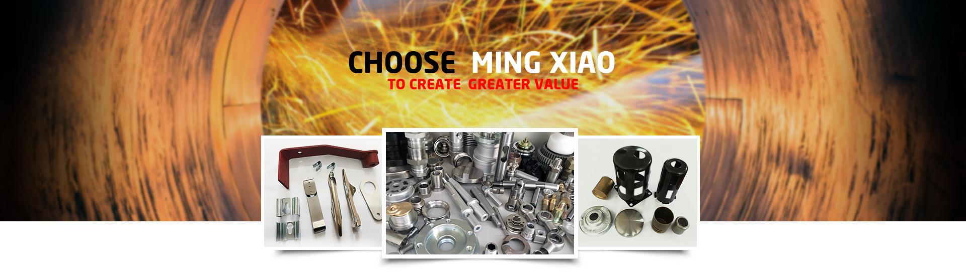 China Metal Parts Factory