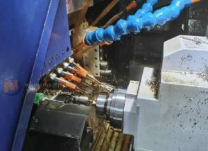 High Precision Turning service