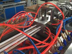 plastic extruding processing