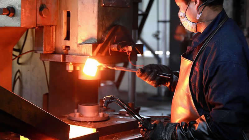 Hot Forging Processing
