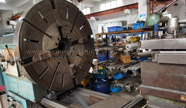 Large Diameter Turning Machine