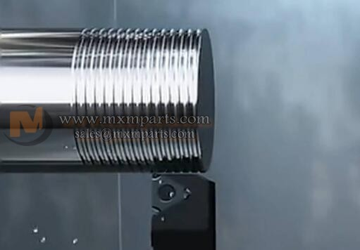 Thread cutting